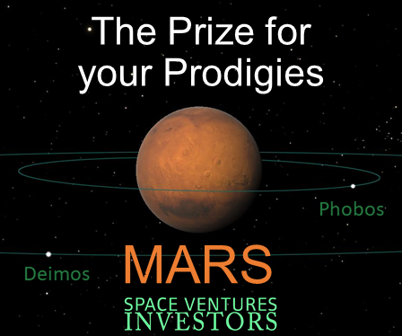 Investing in Mars Ads